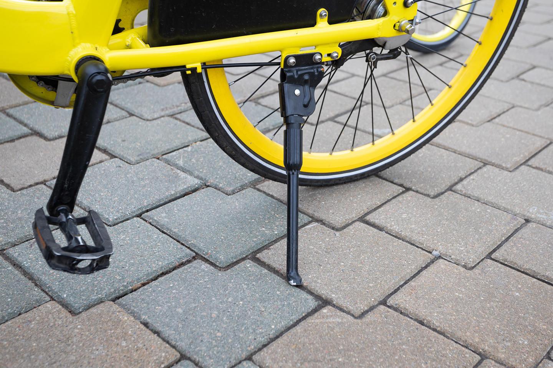 Подножка велосипеда Колобайк